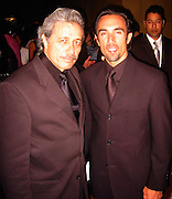 Edward James Olmos & Francesco Quinn.2001 Los Angeles Latino Film Festival.Honors Anthony Quinn with Memorial and Lifetime Achievement Award.Egyptian Theater.Los Angeles, CA.July 28, 2001.Photo by Celebrityvibe.com..