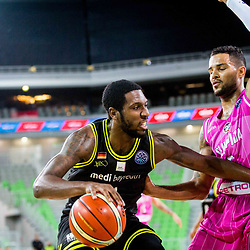 20171025: SLO, Basketball - FIBA Champions League 2017/18, KK Petrol Olimpija vs Medi Bayreuth