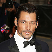 David Gandy, GQ Men of the Year Awards 2015, Royal Opera House Covent Garden, London UK, 08 September 2015, Photo by Richard Goldschmidt