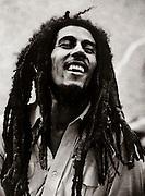 Bob Marley - Sunsplash Backstage