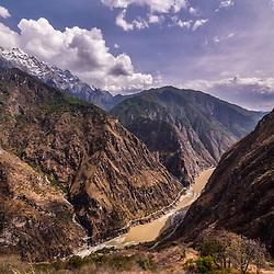 China - Tiger Leaping Gorge (Yunnan)