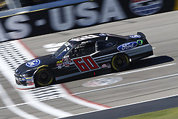 September 14, 2018 - Las Vegas, Nevada, United States of America - Chase Briscoe (60) brings his race car down the front stretch during practice for the DC Solar 300 at Las Vegas Motor Speedway in Las Vegas, Nevada. (Credit Image: © Chris Owens Asp Inc/ASP via ZUMA Wire)