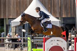 Harmegnies Maxime, BEL, Conthila<br /> Belgian Championship 7 years old horses<br /> SenTower Park - Opglabbeek 2020<br /> © Hippo Foto - Dirk Caremans<br />  13/09/2020