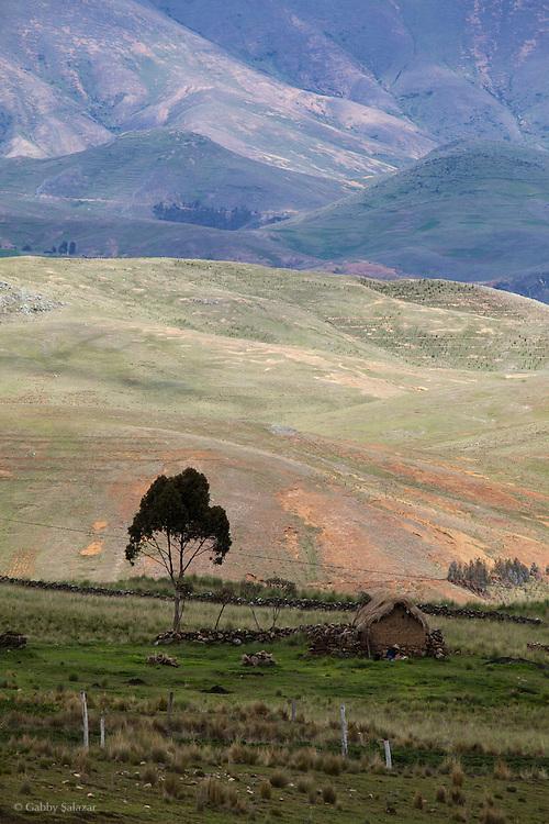 Upis, a remote village near Ausangate mountain, Peru. The Interoceanica Sur highway between Cusco and Puerto Maldonado, Peru. A 430 kilometer section of the transcontinental Interoceanic Highway that crosses Peru and Brazil.