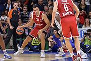 DESCRIZIONE : Eurolega Euroleague 2015/16 Group D Dinamo Banco di Sardegna Sassari - Brose Basket Bamberg<br /> GIOCATORE : Yassin Ibdihi<br /> CATEGORIA : Palleggio Controcampo<br /> SQUADRA : Brose Basket Bamberg<br /> EVENTO : Eurolega Euroleague 2015/2016<br /> GARA : Dinamo Banco di Sardegna Sassari - Brose Basket Bamberg<br /> DATA : 13/11/2015<br /> SPORT : Pallacanestro <br /> AUTORE : Agenzia Ciamillo-Castoria/L.Canu