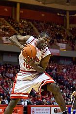 2008-09 Illinois State Redbirds Basketball Photos