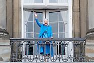 Queen Margrethe II of Denmark celebrates her 76th birthday.