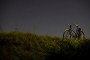 Pirapora_MG, Brasil...Bicicleta em uma paisagem em Pirapora, Minas Gerais...A bike in landscape in Pirapora, Minas Gerais...Foto: LEO DRUMOND /  NITRO