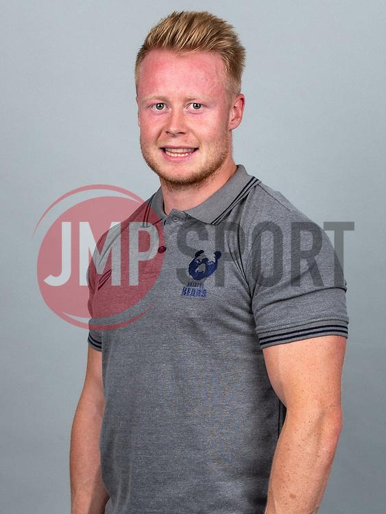 Ed Wilson - Mandatory by-line: Robbie Stephenson/JMP - 01/08/2019 - RUGBY - Clifton Rugby Club - Bristol, England - Bristol Bears Headshots 2019/20