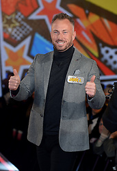 Ray J arriving at the Celebrity Big Brother Launch 2017, Elstree Studios, Borehamwood, Hertfordshire