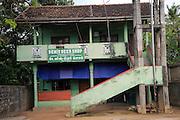 Local beer shop Pasikudah Bay, Eastern Province, Sri Lanka, Asia
