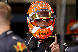 August 30, 2019, Spa-Francorchamps, Belgium: Motorsports: FIA Formula One World Championship 2019, Grand Prix of Belgium, ..#33 Max Verstappen (NLD, Aston Martin Red Bull Racing) (Credit Image: © Hoch Zwei via ZUMA Wire)