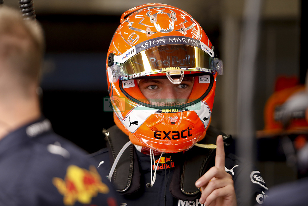 August 30, 2019, Spa-Francorchamps, Belgium: Motorsports: FIA Formula One World Championship 2019, Grand Prix of Belgium, ..#33 Max Verstappen (NLD, Aston Martin Red Bull Racing) (Credit Image: © Hoch Zwei via ZUMA Wire)