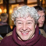 NLD/Amsterdam/20161125 - Boekpresentatie Johnny Rep Biografie, David Endt
