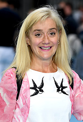 Sophie Thompson attending the Swimming with Men premiere held at Curzon Mayfair, London. Photo credit should read: Doug Peters/EMPICS