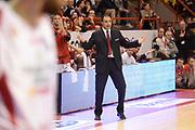DESCRIZIONE : Pistoia Lega serie A 2013/14 Giorgio Tesi Group Pistoia Victoria Libertas Pesaro<br /> GIOCATORE : paolo moretti<br /> CATEGORIA : delusione <br /> SQUADRA : Giorgio Tesi Group Pistoia<br /> EVENTO : Campionato Lega Serie A 2013-2014<br /> GARA : Giorgio Tesi Group Pistoia Victoria Libertas Pesaro<br /> DATA : 24/11/2013<br /> SPORT : Pallacanestro<br /> AUTORE : Agenzia Ciamillo-Castoria/GiulioCiamillo<br /> Galleria : Lega Seria A 2013-2014<br /> Fotonotizia : Pistoia Lega serie A 2013/14 Giorgio Tesi Group Pistoia Victoria Libertas Pesaro<br /> Predefinita :