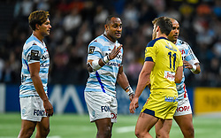 September 2, 2018 - Nanterre, France - DAMIAN PENAUD ( Clermont ) - JOE ROKOCOKO  (Credit Image: © Panoramic via ZUMA Press)