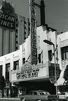 1972 The Pantages Theater