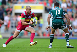 Mike Brown of Harlequins - Mandatory by-line: Alex James/JMP - 02/09/2017 - RUGBY - Twickenham Stadium - London, England - London Irish v Harlequins - Aviva Premiership