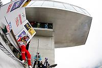 Hopp FIS World Cup<br /> 02.01.2010<br /> Innsbruck Østerrike<br /> Foto: Gepa/Digitalsport<br /> NORWAY ONLY<br /> <br /> FIS Weltcup, Vierschanzen-Tournee, Training und Qualifikation. Bild zeigt Bjørn Einar Romøren (NOR).