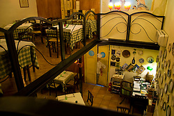 Bari, aprile 2013.Risorante/Bar Perbacco