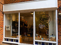 The Refill Box  open for online orders Stratford Upon Avon photo by mark anton smith