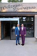 Beau and Patrick. Wedding Reception. 6.17