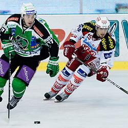 20111023: SLO, AUT, Ice Hockey - EBEL League 2011-2012, 14th Round