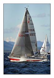 Largs Regatta Week 2011..Excalibur Class 4 CYCA