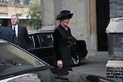 Princess Michael of Kent, Mark Birley funeral. St Paul's , Knightsbridge. London. 19 September 2007. -DO NOT ARCHIVE-© Copyright Photograph by Dafydd Jones. 248 Clapham Rd. London SW9 0PZ. Tel 0207 820 0771. www.dafjones.com.