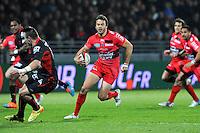 Juan Martin HERNANDEZ - 14.03.2015 - Lyon OU / Toulon -  20eme journee de Top 14<br /> Photo : Jean Paul Thomas  / Icon Sport<br /> <br />   *** Local Caption ***