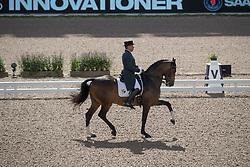 Belmonte Roldan Cristobal, ESP, Diavolo II de Laubry<br /> D1 FEI Grand Prix - Team Competition<br /> FEI European Para Dressage Championships - Goteborg 2017 <br /> © Hippo Foto - Dirk Caremans<br /> 22/08/2017,