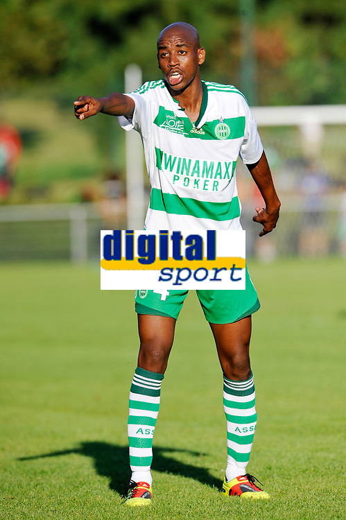 FOOTBALL - FRIENDLY GAMES 2011/2012 - AS SAINT ETIENNE v FC ISTRES  - 8/07/2011 - PHOTO GUY JEFFROY / DPPI - GELSON (ASSE)