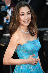 Michelle Yeoh attending the Ouverture / Les Fantomes d'Ismael premiere during the 70th Cannes Film Festival on May 17, 2017 in Cannes, France. Photo by Julien Zannoni/APS-Medias/ABACAPRESS.COM