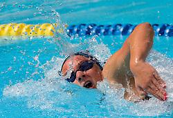 Spela Purkart of Olimpija during 10th International Swimming Competition Veronika 2011, on July 16, 2011, in Pod skalco pool, Kamnik, Slovenia. (Photo by Vid Ponikvar / Sportida)