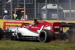 June 9, 2019 - Montreal, Canada - xa9; Photo4 / LaPresse.09/06/2019 Montreal, Canada.Sport .Grand Prix Formula One Canada 2019.In the pic: Antonio Giovinazzi (ITA) Alfa Romeo Racing C38 (Credit Image: © Photo4/Lapresse via ZUMA Press)