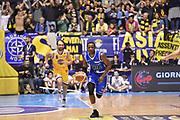 David Cournooh<br /> Fiat Torino - Mia Cantu<br /> Lega Basket Serie A 2016/2017<br /> Torino 26/03/2017<br /> Foto Ciamillo-Castoria