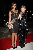 Rochelle Wiseman; Mollie King Grey Goose Character & Cocktails The Elton John AIDS Foundation Winter Ball, Maison de Mode, London, UK, 30 October 2010: For piQtured Sales contact: Ian@Piqtured.com +44(0)791 626 2580 (picture by Richard Goldschmidt)