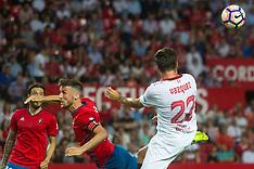 Sevilla FC vs CA Osasuna 20 May 2017