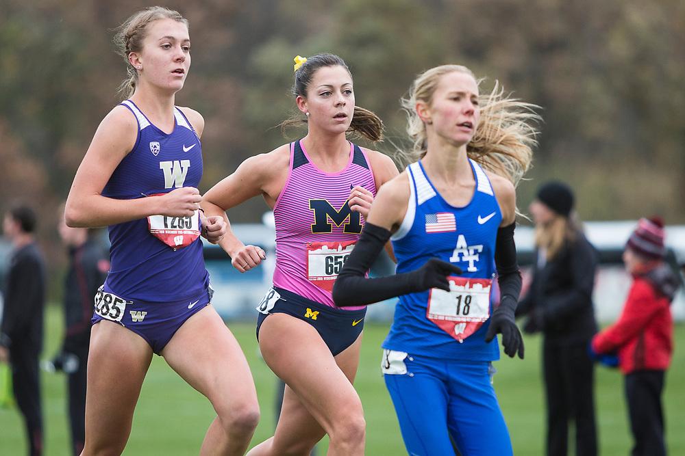 NCAA Cross Country Pre-Nationals Invitational in Verona, Wisconsin, Saturday, Oct. 13, 2018.