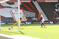 Football - 2020 / 2021 EFL Championship - AFC Bournemouth vs. Blackburn Rovers<br /> <br /> Lewis Holtby of Blackburn Rovers thinks he put his side ahead but his goal is ruled out for offside at the Vitality Stadium (Dean Court) Bournemouth <br /> <br /> COLORSPORT/SHAUN BOGGUST