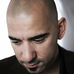 Carancho's director Pablo Trapero at the 63rd Cannes Film Festival. France. 17 May 2010. Photo: Antoine Doyen