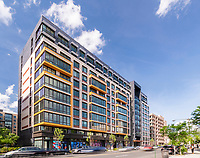 Architectural image of 1441 U Street Sonnet Apartments in DC by Jeffrey Sauers of CPI Producions