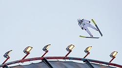 01.03.2017, Lahti, FIN, FIS Weltmeisterschaften Ski Nordisch, Lahti 2017, Nordische Kombination, Skisprung, Grossschanze HS130 m, im Bild Viacheslav Barkov (RUS) // Viacheslav Barkov of Russian Federation during Skijumping competition of Nordic Combined of FIS Nordic Ski World Championships 2017. Lahti, Finland on 2017/03/01. EXPA Pictures © 2017, PhotoCredit: EXPA/ JFK