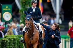 Hughes Michael, USA, Kasmir van d' Oude Pastory<br /> Brussels Stephex Masters<br /> © Hippo Foto - Sharon Vandeput<br /> 29/08/21