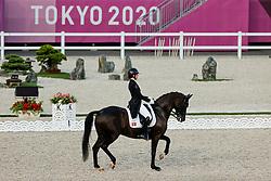 Krüth Carina Cassöe, DEN, Heiline s Danciera, 120<br /> Olympic Games Tokyo 2021<br /> © Hippo Foto - Stefan Lafrentz<br /> 25/07/2021