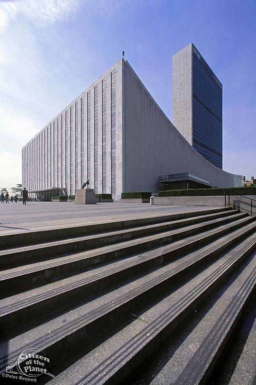 United Nations, Manhattan, New York