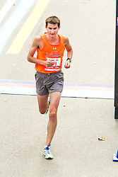 ING New York CIty Marathon: Graham Peck, USA