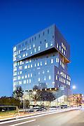 Center City Building, University of North Carolina-Charlotte |  KieranTimberlake + Gantt Guberman Architects | Charlotte, North Carolina