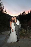 Meghan O'Connor - Matthew Pry at Squaw Valley, CA Sept. 1, 2013.